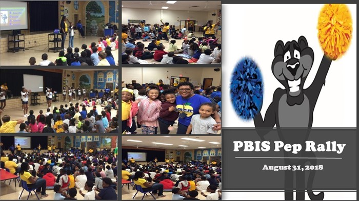 PBIS Pep Rally August 2018