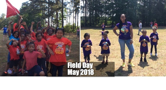 Field Day May 2018